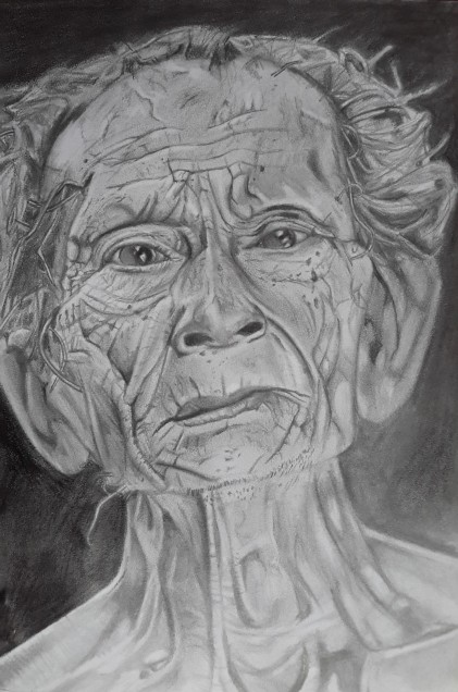 Reference photo - Old Man #5 by Muhamad Saleh Dollah